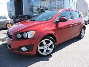 2012 Chevrolet Sonic LT  TOIT OUVRANT