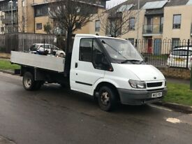 Ford transit tipper 90 T350