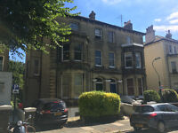 Amazing location! Enormous lower ground floor garden flat with off street parking, period house