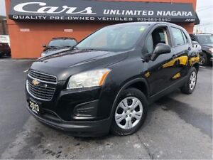 2014 Chevrolet Trax LS | NO ACCIDENTS | LOW MILEAGE | FUEL EFFIC