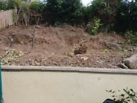 FREE garden infill (soil, rubble)