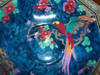 ANTIQUE LOSELWARE A 1910s Art Nouveau KEELING BOWL PERFECT CONDITION WIDTH 23 cm, DEPTH 9cms