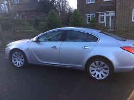 Vauxhall Insignia 2.0 CDTI 12 months MOT