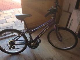 Blackwater Huffy childrens bike for sale