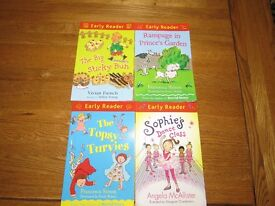 Early Readers Books in new condition