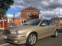 Jaguar x type 3.0L. 72.000 miles. leather. Low mileage. Mot till march 2018. Same owner since 2010.