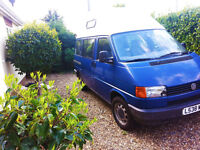 1994 Volkswagon (Hightop) Transporter (T4) L/H drive Campervan