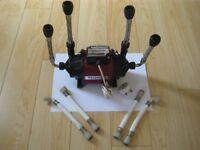 Watermill 1.5 Bar Centrifugal Shower Pump