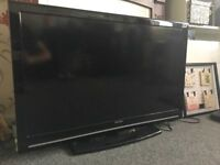 SHARP 40inch FULL HD (1080p) TV,BUILT IN FREEVIEW,USB PORT,FREE DELIVERY