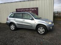 Toyota Rav4 D4-D *Diesel *5 Door *4x4 *Full Mot *Part Exchange Welcome