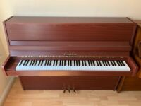 Reconditioned Upright Fazer Piano. Fully Regulated & Tuned to Concert Pitch. Free Delivery & Tuning.