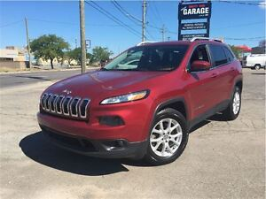 2014 Jeep Cherokee North BACK UP CAMERA HEATED EXT MIRRORS BIG S