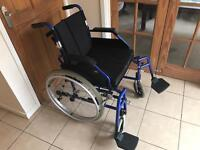 Enigma self propelled wheelchair fully reconditioned