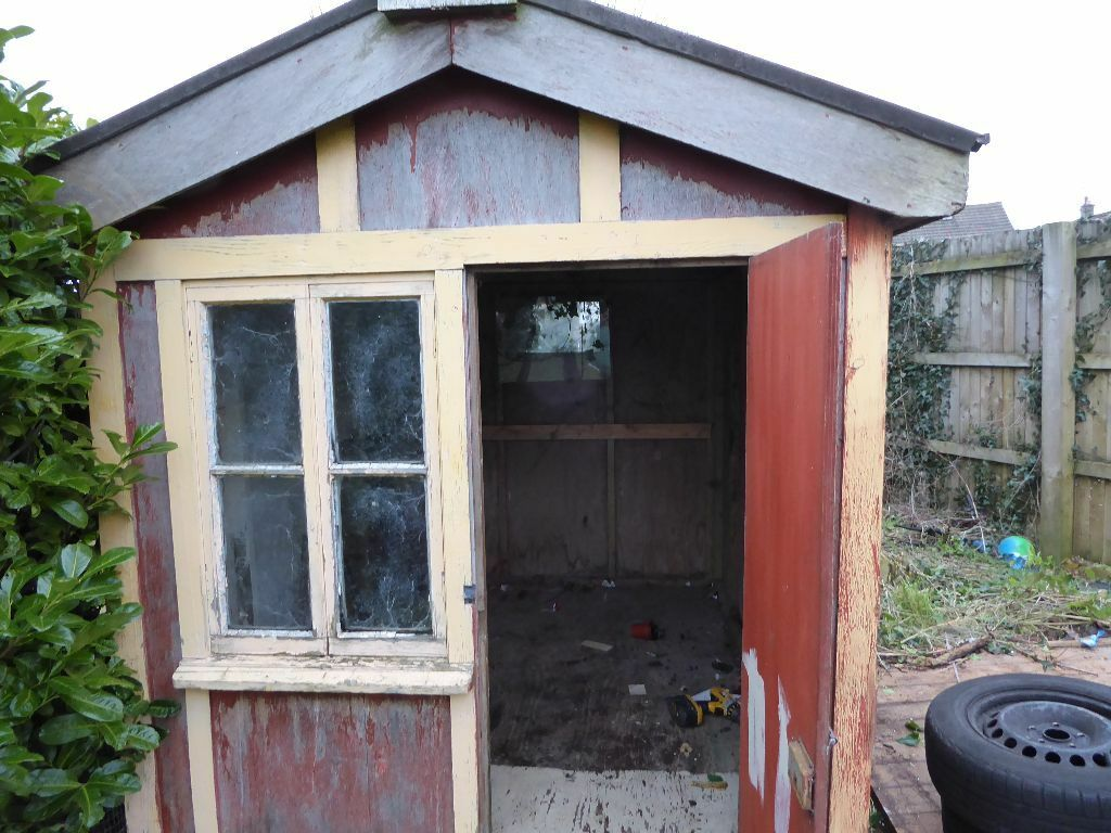 X Garden Shed Kids Playhouse In Bonnyrigg Midlothian Gumtree
