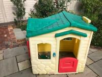 Little Tikes Magic Sounds Playhouse
