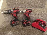 Impact driver and drill driver,