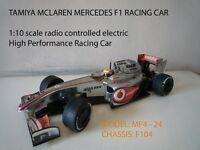 F1 MCLAREN MERCEDES RC RACING CAR SPECIAL EDITION