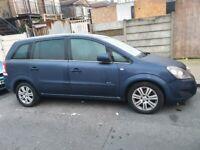 Vauxhall Zafira 2011 (Needs Injectors)