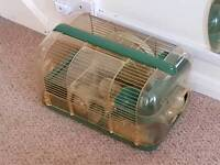 Hamster Cage With Extras £5