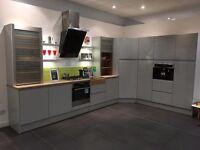 Magnet Kitchens Ex-Display: Planar Grey