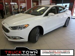 2017 Ford Fusion LOADED-NAV-BLUETOOTH-LEATHER