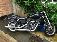 2005 Harley Davidson Dyna Sport, FXDXi, 16,400 miles