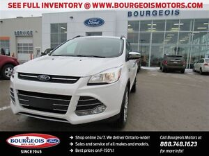 2016 Ford Escape SE 4WD PWR PANORAMA ROOFNEW 201A