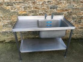 sink unit 1200mm x 600mm