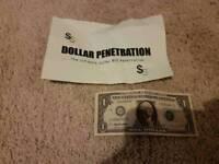 Dollar penetration