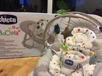 Baby bouncer -Chicco Hoopla
