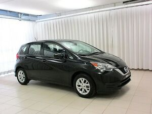 2017 Nissan Versa SV NOTE 5DR HATCH W/ POWER OPTIONS, A/C, HEATE