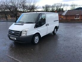 ford transit 2011 NEW MOT 115bhp 6 speed