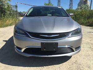 2016 Chrysler 200 LIMITED - FWD, 2.4L I-4 *DEMO*