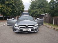 Mercedes-Benz, CLS, Estate, 2013, Semi-Auto, 2987 (cc), 5 doors