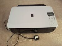 Cannon MP220 colour printer and scanner