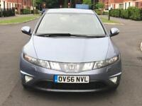 DIESEL HONDA CIVIC SE I-CDTI MANUAL 5 DOOR HATCHBACK