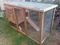 Guinea pig, rabbit or chicken cage