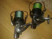 Tf gear big pit reels