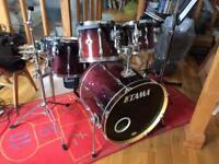 Tama Rockstar Custom Drum Kit. Great kit!