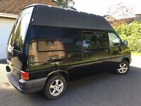 VW TRANSPORTER 2.5TDI HIGHTOP CAMPERVAN - INTERCOOLER MODEL
