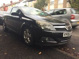 VAUXHALL ASTRA 1.4 2006*spares or repairs