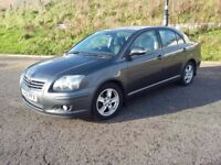 2006 Toyota Avensis T3 XD 4D.