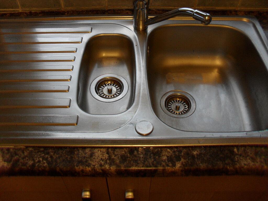Kitchen sink & tap Franke modern design | in Sheldon, West ...