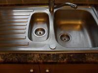 Kitchen sink & tap Franke modern design