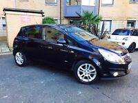 VAUXHALL CORSA 1.4 SXI 16V 2009 REGISTERD 0NLY 62500 MILES IMMACULATE CONDITION IN AND OUT