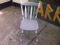 Shabby Chic Dining Chair Delivery Available