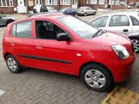 KIA..PICANTO..2006..MOT MAY2019...MINT INTERIOR...START RUNS BANG ON..CLEAN IN OUT