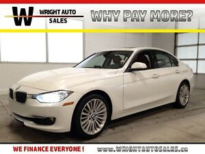 2013 BMW 3 Series X DRIVE| LEATHER| NAVIGATION| SUNROOF| 74,014K