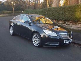 2010 Vauxhall Insignia (60 reg) 2.0 CDTi 16v SE 5dr, Hatchback, (160BHP) (12 Months MOT) £3,899 ONO