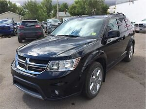 2014 Dodge Journey Limited - Low Km, DVD, Third Row seating!
